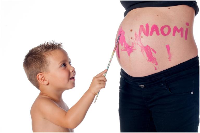 Zwangerschapsreportage-Alphen aan den Rijn
