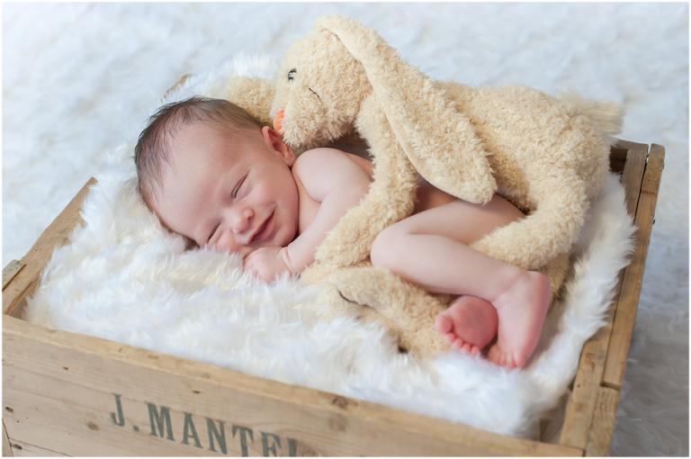 Newborn-fotografie-Ter aar