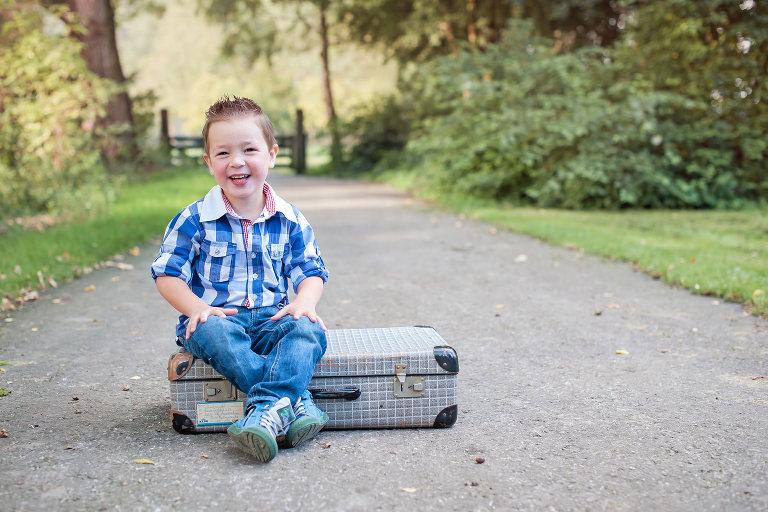 Ervaren Fotograaf Voor Kinderfotografie