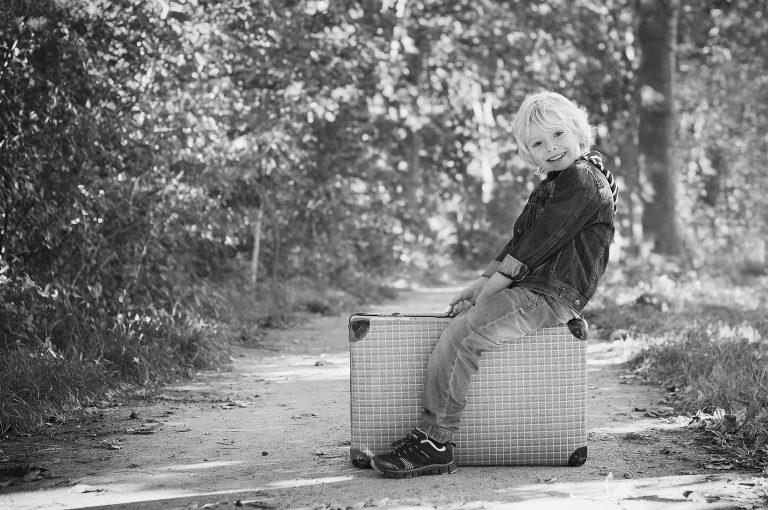 Kinderportretfotografie In De Herfst